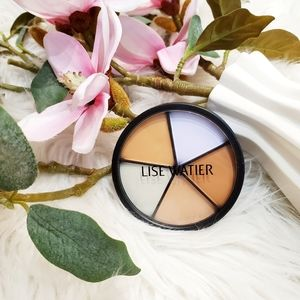 Colour corrector wheel! 5 shades